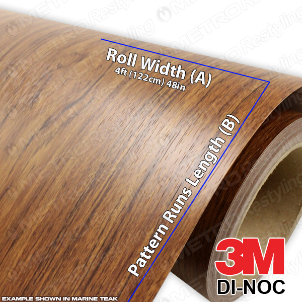 3m di noc ebony metallic wood grain vinyl film adhesive. Black Bedroom Furniture Sets. Home Design Ideas